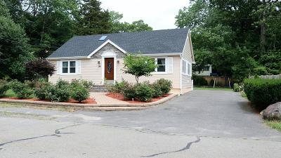 Mansfield Single Family Home For Sale: 39 Brook Street