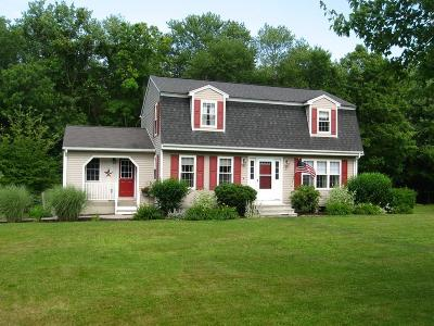 Shrewsbury Single Family Home New: 1 Cooper Drive