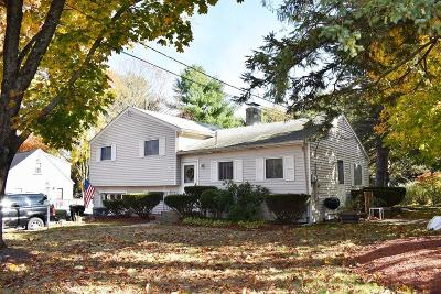 Framingham Single Family Home For Sale: 3 Oakvale Rd