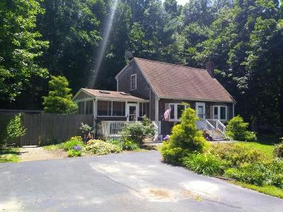 Norwell MA Single Family Home For Sale: $399,000