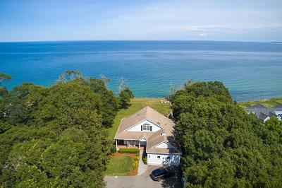 Scituate, Cohasset, Hanover, Marshfield, Hingham, Kingston, Duxbury, Plymouth, Braintree Single Family Home New: 21 Coastline Drive