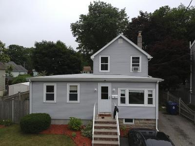 Wilmington Single Family Home New: 8 Faulkner Ave.