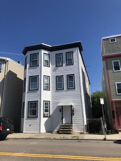 Boston Condo/Townhouse New: 849 Saratoga St #1