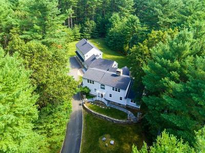 Weston Single Family Home For Sale: 133 Sudbury Rd