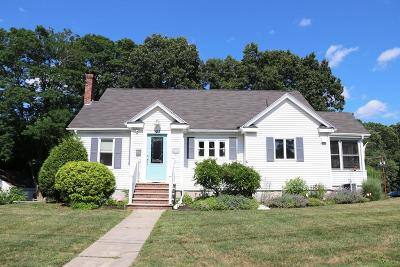 Lowell Single Family Home For Sale: 122 Rockingham Ave