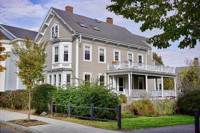 Beverly Multi Family Home New: 24 Washington