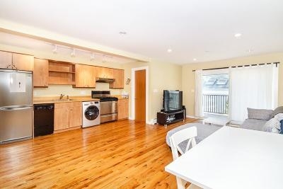 Cambridge Condo/Townhouse Price Changed: 64 Hurley St #2