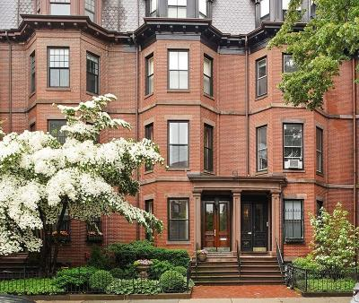 Single Family Home For Sale: 385 Beacon Street