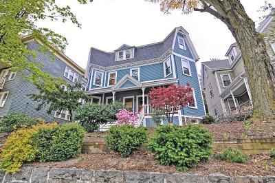 Boston Multi Family Home New: 116 Hyde Park Ave