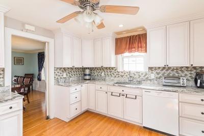 Milton Single Family Home For Sale: 293 Granite Ave.
