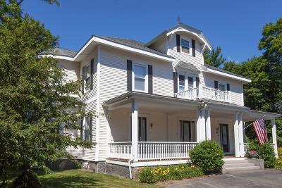 Rockland Condo/Townhouse For Sale: 24 Union St #D