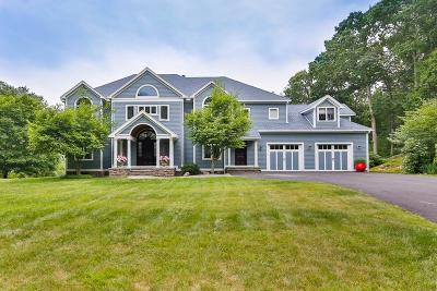 Beverly Single Family Home New: 8 Woodland Road