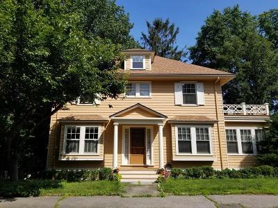 Brookline Rental New: 26 Glen Rd.. #1