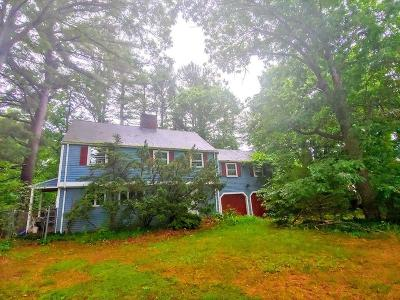 Weston Single Family Home For Sale: 28 Hallet Hill