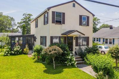 Wareham Single Family Home For Sale: 8 Swift Ave.