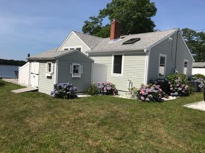 Dennis Single Family Home For Sale: 568 Main # E