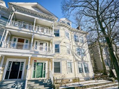 Multi Family Home New: 472 Warren St