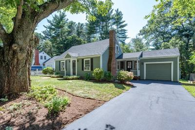 West Bridgewater Single Family Home Contingent: 49 S Elm Street