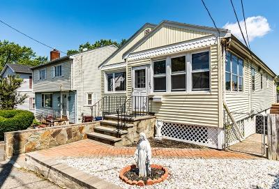 Revere Single Family Home For Sale: 323 Vane Street