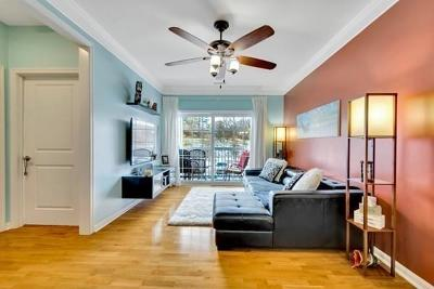 Braintree Condo/Townhouse For Sale: 420 John Mahar Hwy #202