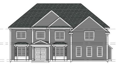Westborough Single Family Home New: Lot 4 Piccadilly Way