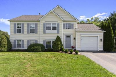 Plymouth MA Single Family Home New: $359,900