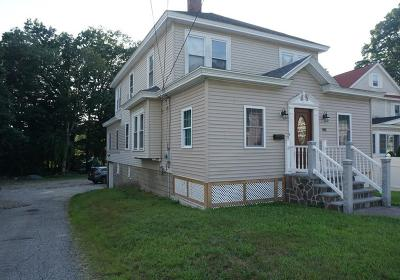 Lowell Single Family Home For Sale: 488 Pine St