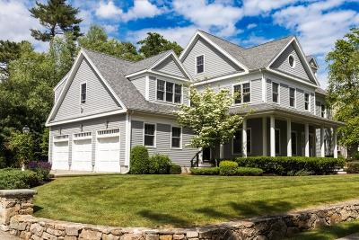 Cohasset, Weymouth, Braintree, Quincy, Milton, Holbrook, Randolph, Avon, Canton, Stoughton Single Family Home New: 23 Cedar Street