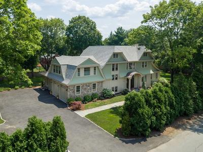 Weston Single Family Home For Sale: 3 Kings Grant Road
