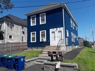 Braintree Multi Family Home For Sale: 23-25 Hooker St