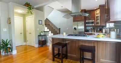 Somerville Condo/Townhouse For Sale: 42 Clyde St #3
