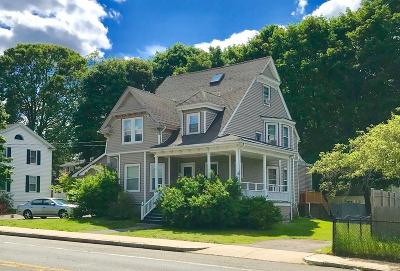 Randolph Multi Family Home Under Agreement: 135-137 S Main Street