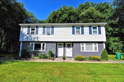 Mansfield Multi Family Home For Sale: 561-563 Ware St