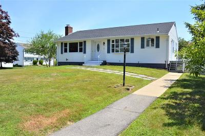 Methuen, Lowell, Haverhill Single Family Home For Sale: 27 Armstrong Ave