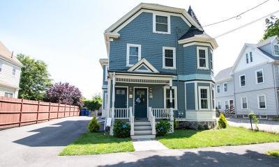 Milton Condo/Townhouse For Sale: 50 Sheldon St #1