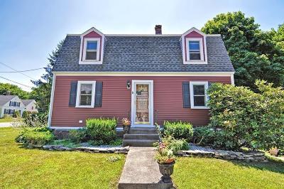 Hanson Single Family Home For Sale: 5 Monroe St