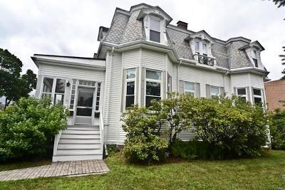 Belmont Single Family Home New: 139-141 Lexington Street
