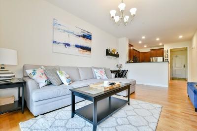 Braintree Condo/Townhouse For Sale: 422 John Mahar Hwy #107