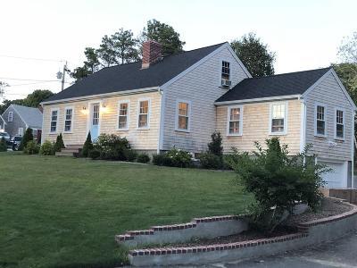 Chatham Single Family Home Under Agreement: 105 Vineyard Ave