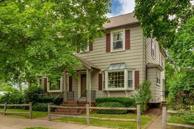Newton Single Family Home For Sale: 79 Cleveland Street