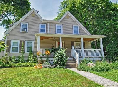 Sharon Single Family Home For Sale: 5 Summer Street
