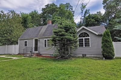Natick Single Family Home For Sale: 7 Gibbs Street