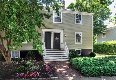 Hingham Condo/Townhouse New: 194 North Street #194