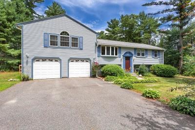 Single Family Home New: 8 Mayflower Rd