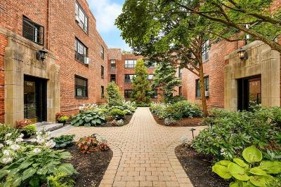 Brookline Condo/Townhouse New: 88 Marion St #5