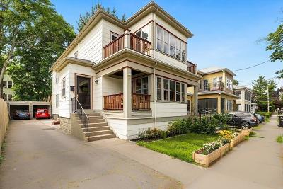 Belmont Condo/Townhouse For Sale: 28 Marlboro Street #28