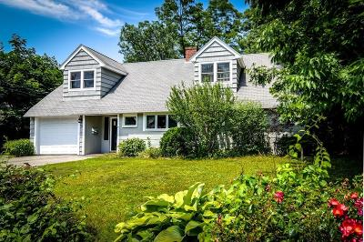 Natick Single Family Home New: 133 Hartford St