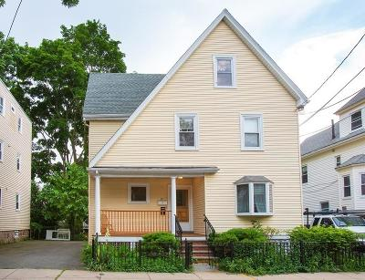 Single Family Home For Sale: 28 Montfern Ave