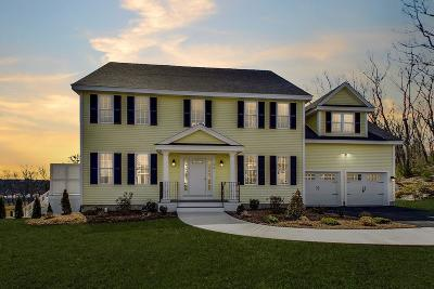 Hudson Single Family Home For Sale: Lot 25 Exeter Rd