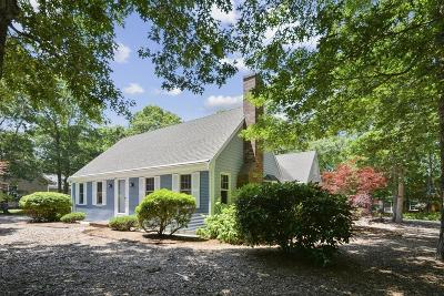 Eastham Single Family Home For Sale: 129 Oakwood Road
